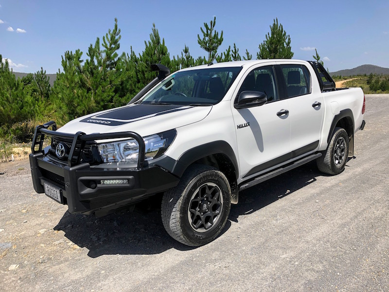Toyota HiLux Rugged Review