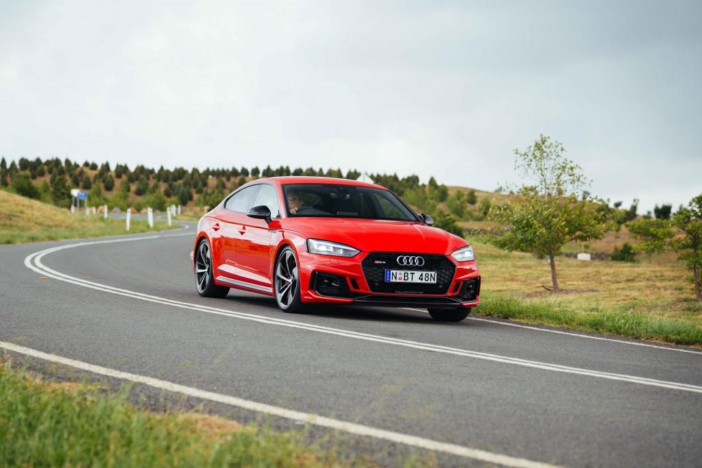 2019 Audi RS5 Sportback Quick Drive