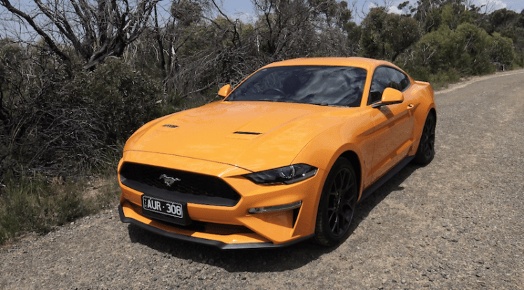 2019 Ford Mustang EcoBoost Review
