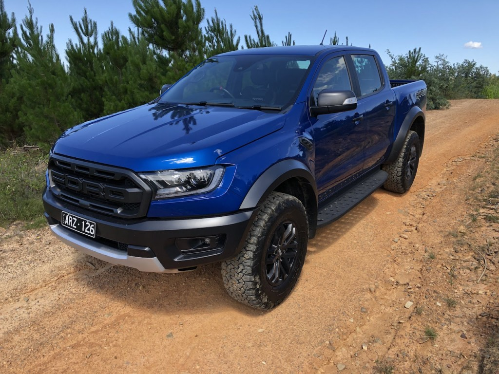 2019 ford ranger raptor review practical motoring. Black Bedroom Furniture Sets. Home Design Ideas