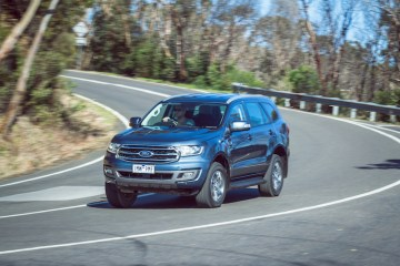 2019 Ford Everest Trend Review