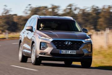 Hyundai Santa Fe Elite 2019 Review