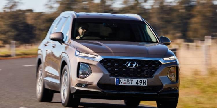 Hyundai Santa Fe Elite 2019 Review