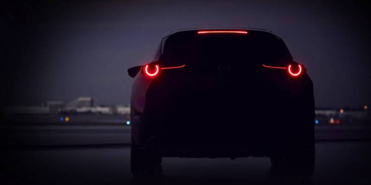 Mazda teases new SUV