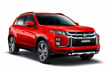 all-new 2020 Mitsubishi ASX revealed