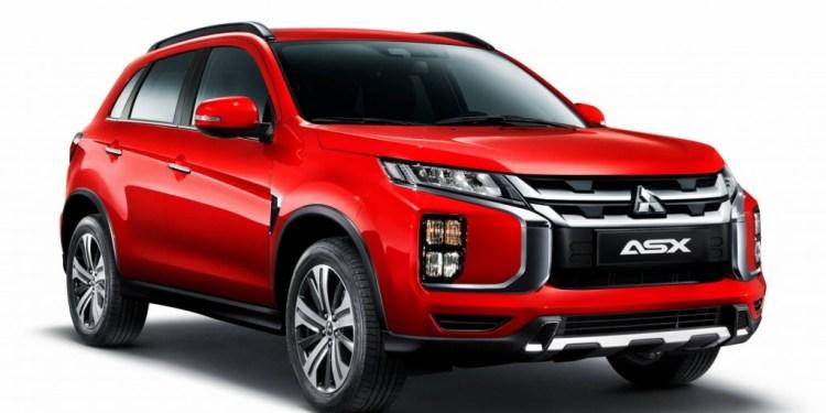 all-new 2020 Mitsubishi ASX revealed