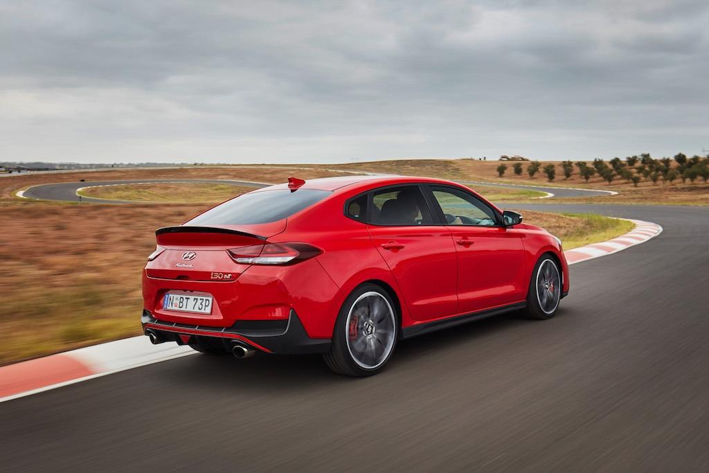 2019 Hyundai i30 N Fastback Review