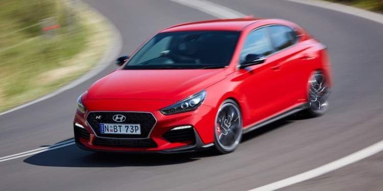2019 Hyundai i30 N Fastback Review