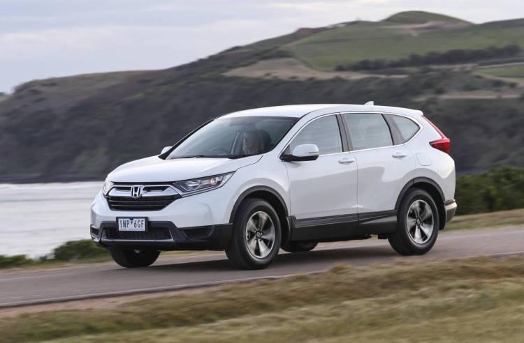 Honda CR-V Vi 2019 Review