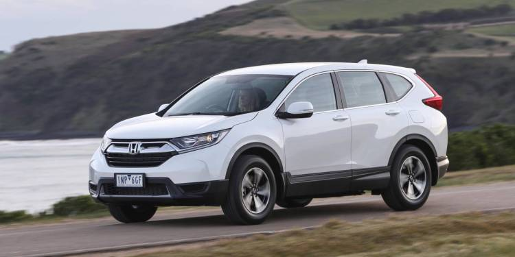 Honda CR-V Vi 2019 Review
