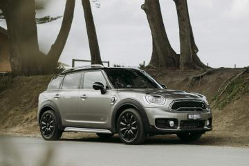 Mini Countryman PHEV arrives in Australia