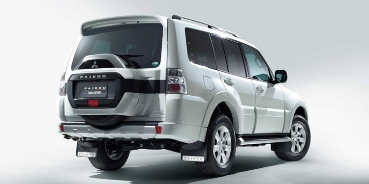 Mitsubishi Pajero Final Edition
