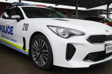 Northern Territory Police Stinger