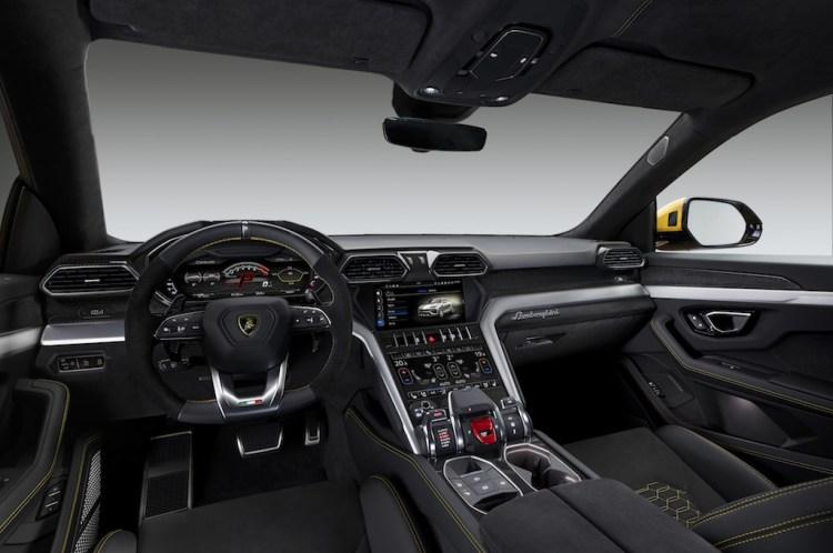 2019 Lamborghini Urus Review