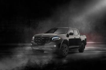 Mercedes-Benz Edition 1 X 350 d 4Matic