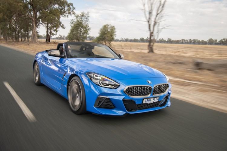 2019 BMW Z4 M40i Review