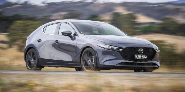 2019 Mazda3 G20 Evolve Review