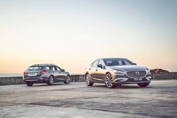 updated 2019 Mazda6