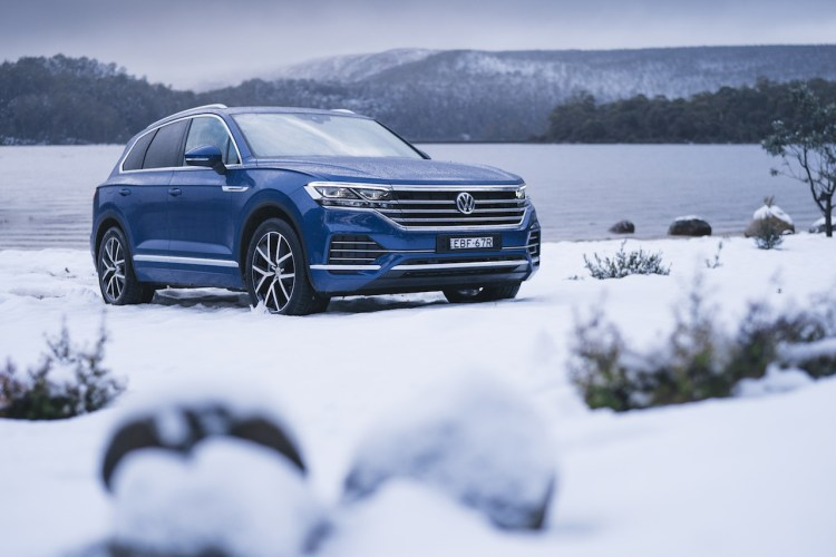 2019 Volkswagen Touareg 190TDI Launch Edition Review
