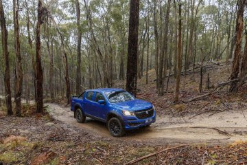 2019 Holden Colorado Review