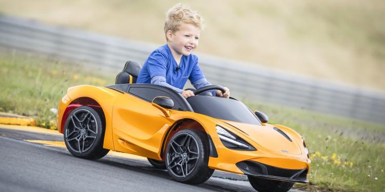 McLaren 720S Ride-On