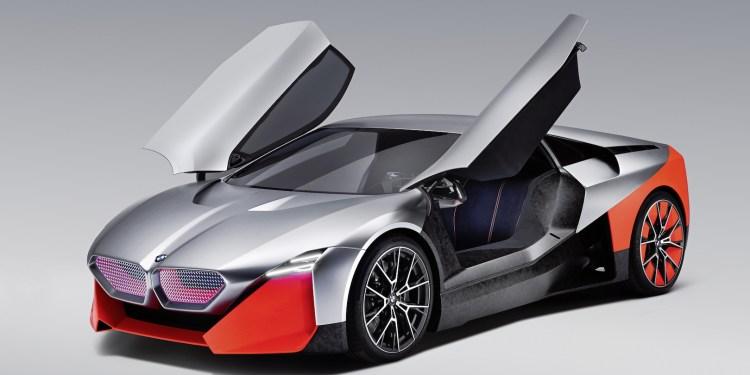 BMW Vision M Concept
