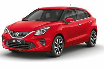 refreshed 2019 Suzuki Baleno