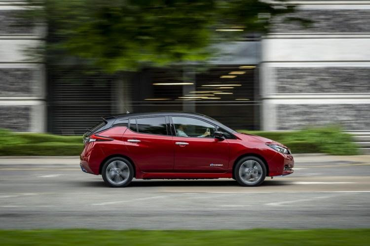 2019 Nissan Leaf e+ Review