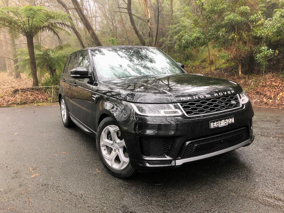 2019 Range Rover Sport P400e Review Practical Motoring