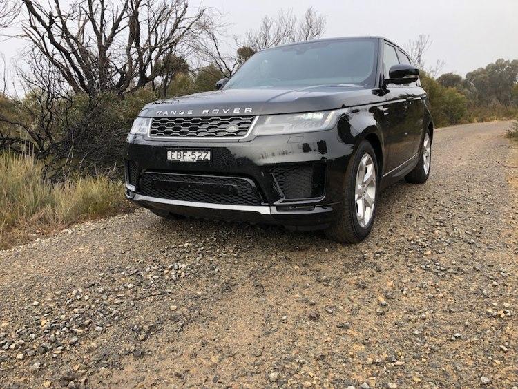 2019 Range Rover Spot P400e HSE Review