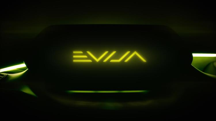 The Lotus all-electric hypercar will be called EVIJA and be teased at this weekend's Goodwood Festival of Speed.