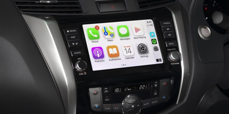 Nissan has announced Navara SL, ST and ST-X model variants (4x2 and 4x4) will begin arriving in Australia with a new 8.0-inch infotainment system boasting Apple and Android connectivity.