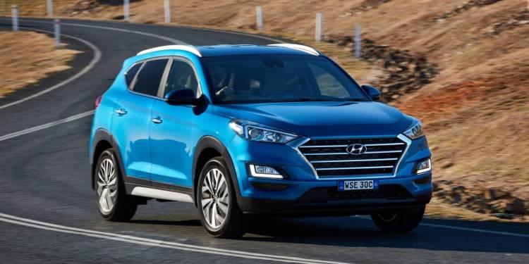 2020 Hyundai Tucson Refreshed