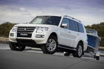 The long-running Mitsubishi Pajero has had its line-up trimmed and copped some minor updates for 2020 but a lack of active safety is disappointing.