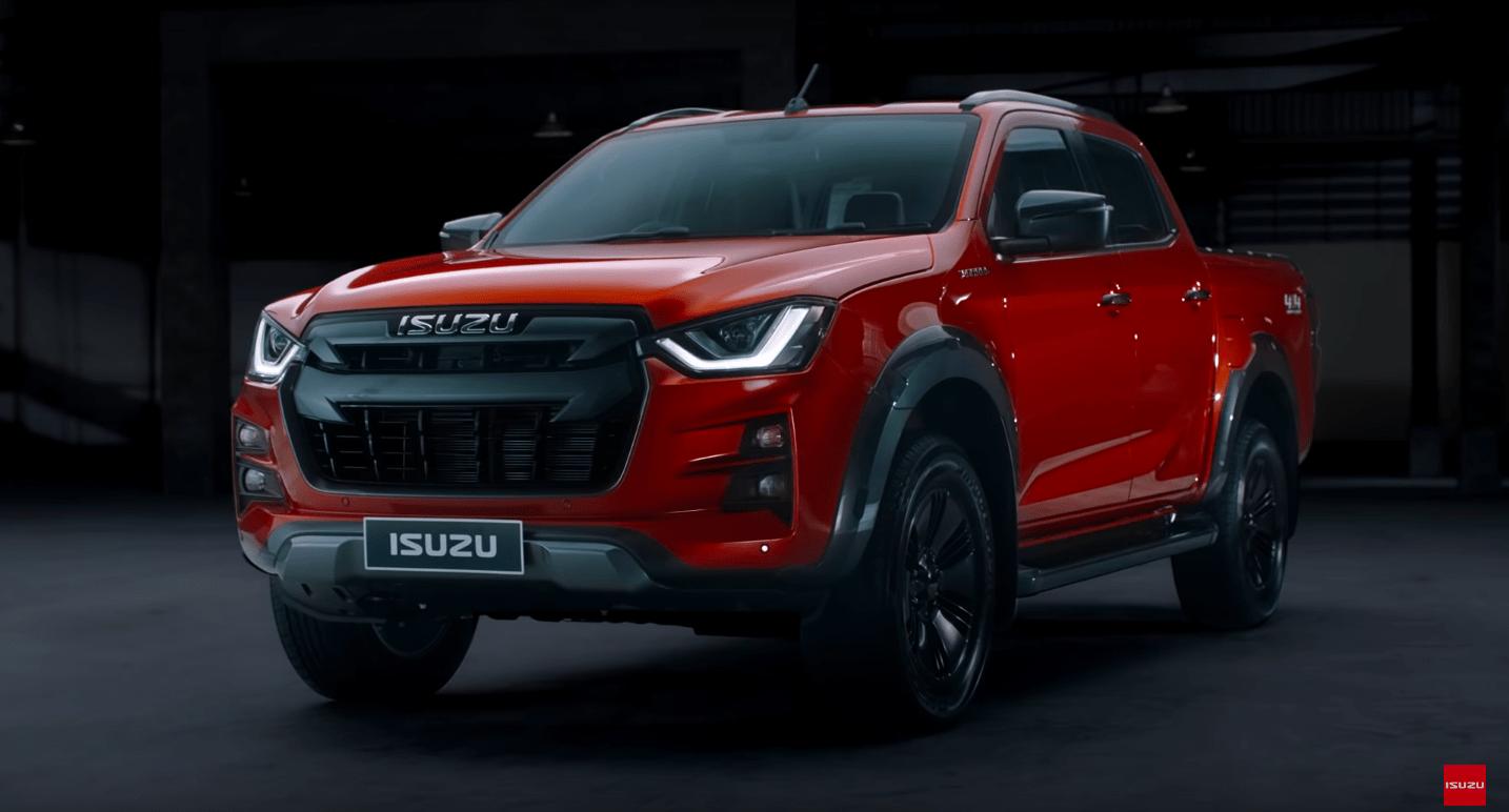 2020 Isuzu D-Max revealed   Practical Motoring