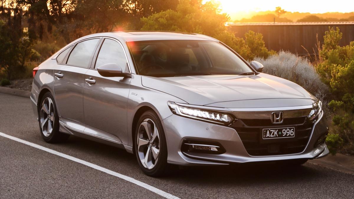 2020 Honda Accord Hybrid Price