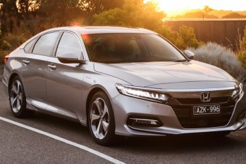Honda Accord 2020 Hybrid