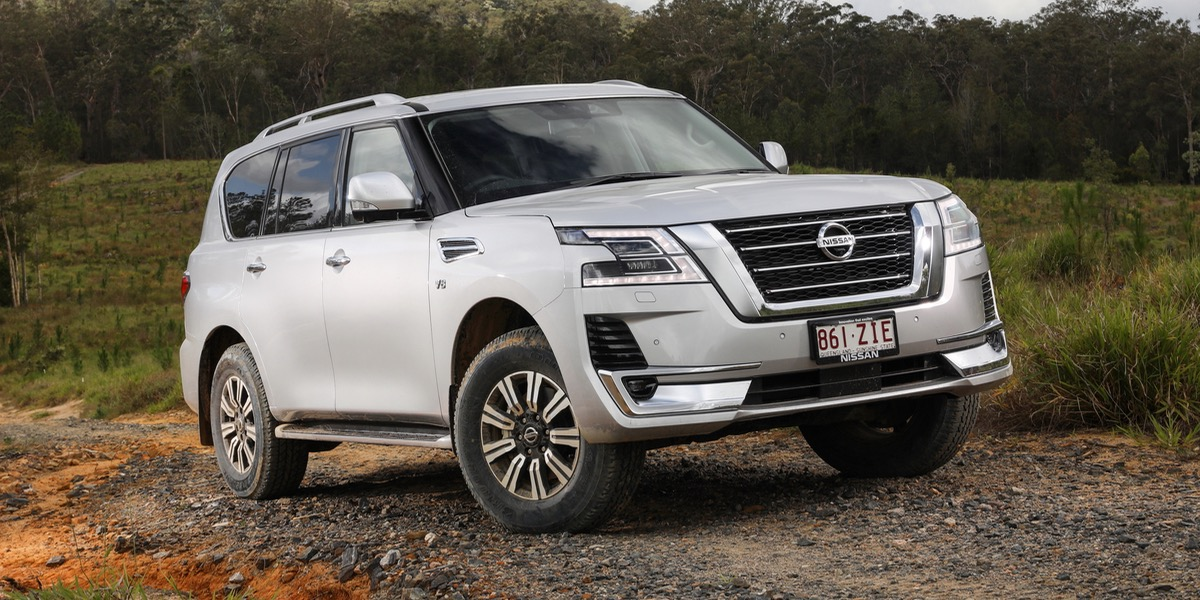 2020 nissan patrol lands in australia from $75,990