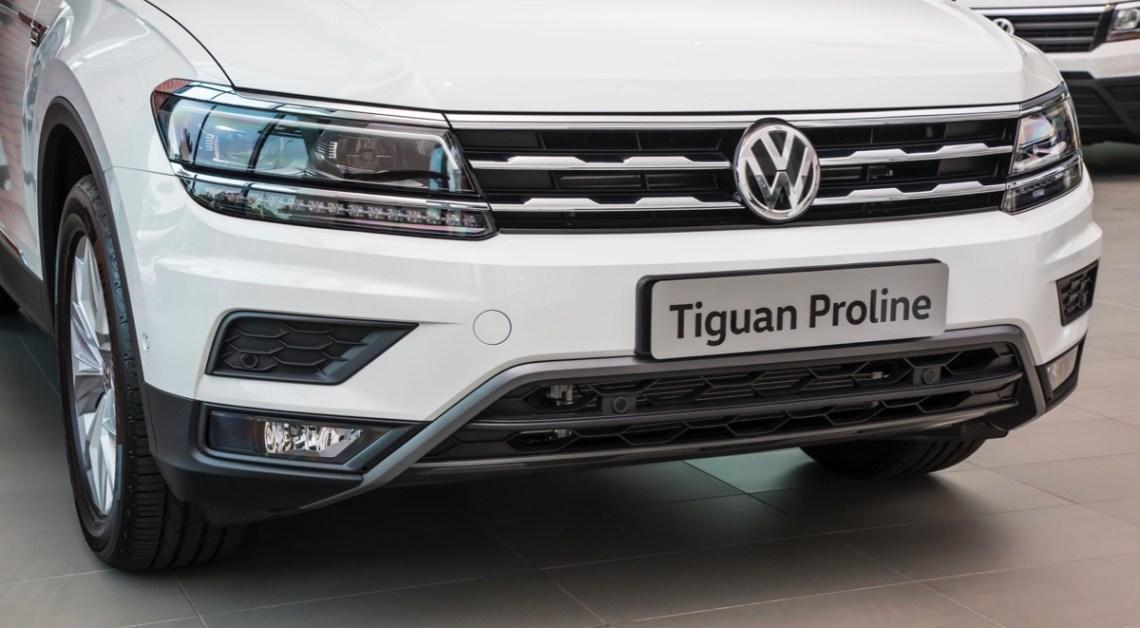 VW Tiguan Proline