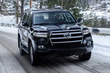 Toyota LandCruiser hybrid 2020 arriving