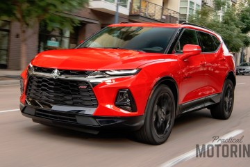 Holden Chevrolet Blazer turbo