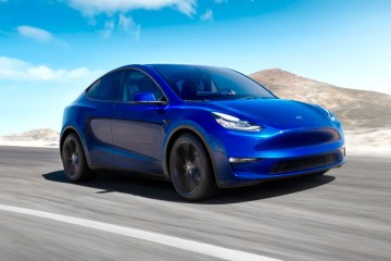 Tesla Model Y production