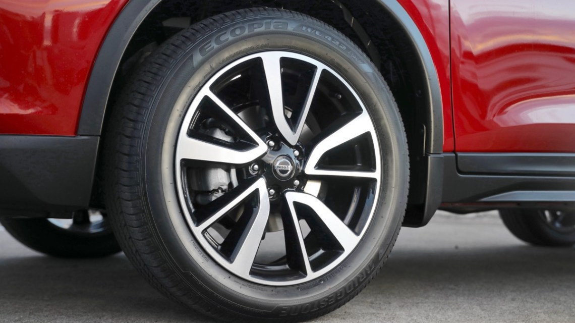 Nissan X-Trail N-Trek alloy wheel