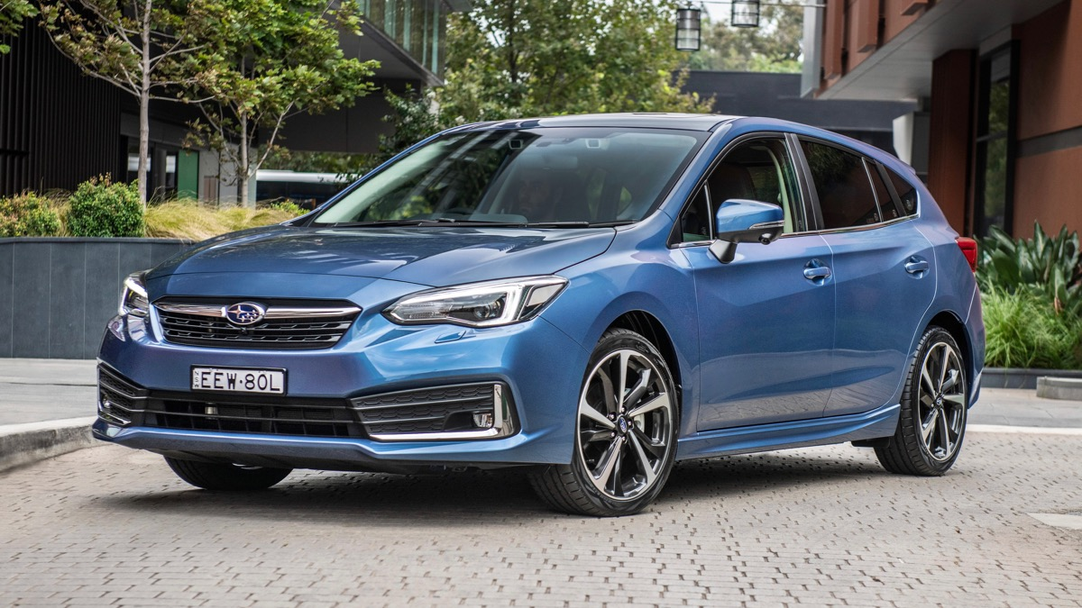 2020 Subaru Impreza Price and Review