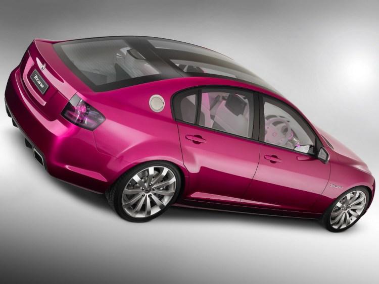 Holden collection australia torana pink