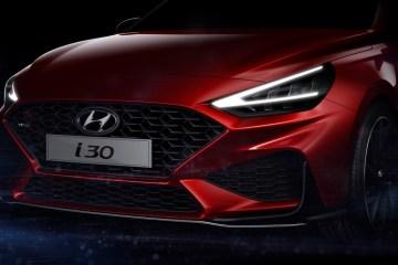 2020 Hyundai i30 N line new facelift