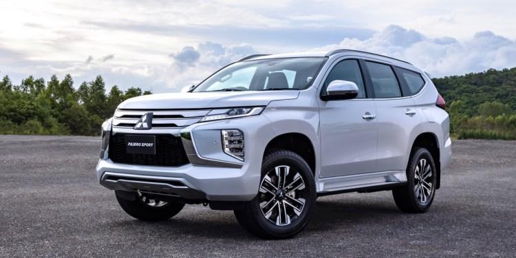 Mitsubishi Pajero Sport 2020 review australia