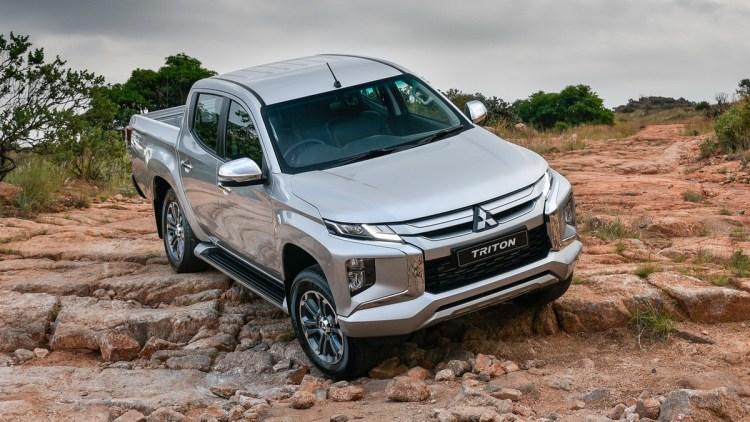 Mitsubishi triton recall