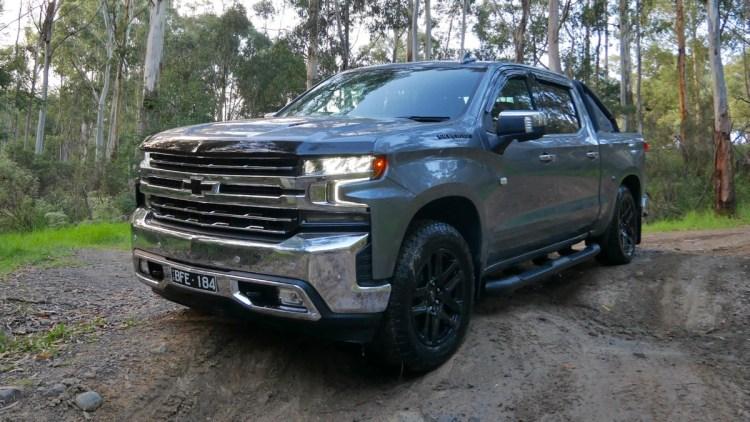 Chevrolet Silverado 1500 australia