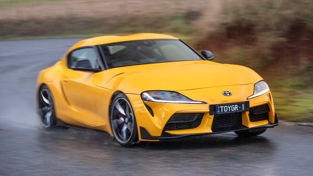 Kelebihan Toyota Supra Gr Top Model Tahun Ini